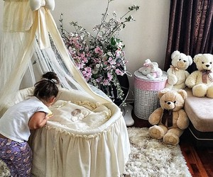 baby, nursery, and cute image