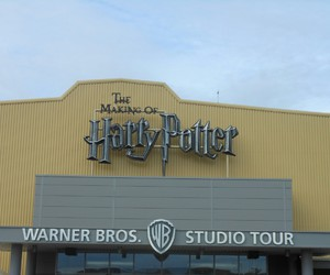 harry potter, making, and studios image