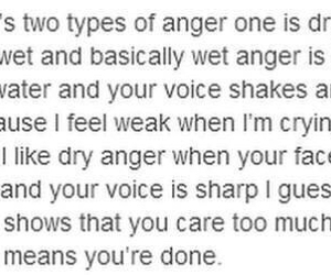 anger and upset image