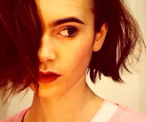 lily collins, collins, and lily image