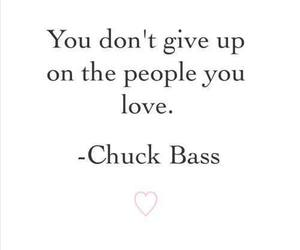 love, quotes, and chuck bass image