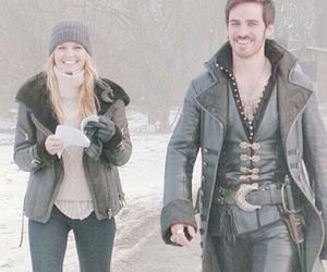 Jennifer, capitan hook, and capitan swan image