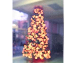 christmas, lights, and school image