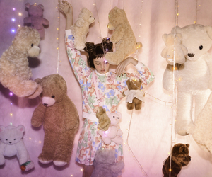 bear, Dream, and fashion image