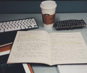 coffee, study, and exams image