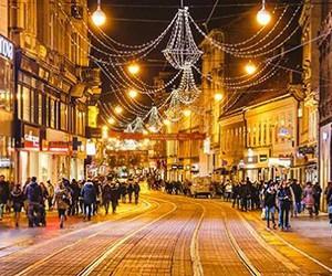beauty, christmas, and Croatia image