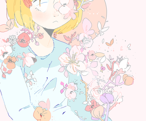 anime, cute, and kenma image