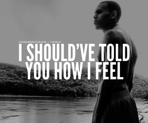 quote and chris brown image