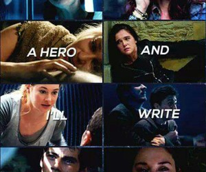 harry potter, vampire academy, and divergent image