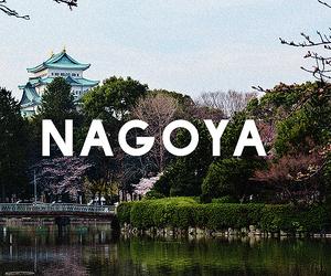 nagoya, japan, and nature image