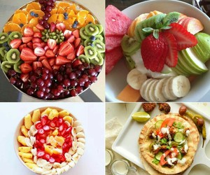 fit, healthy, and snacks image