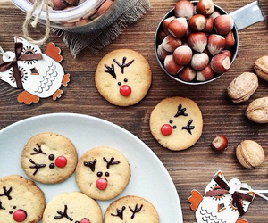 Cookies, nuts, and love food image