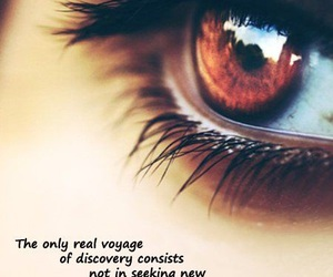 eyes, life, and quote image