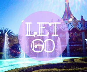 go, let go, and let image