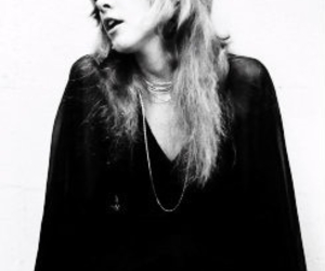 stevie nicks, fleetwood mac, and music image