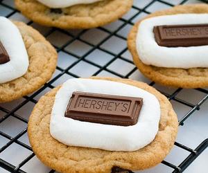 chocolate, Cookies, and hershey's image