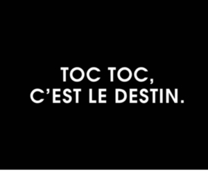 destiny, french, and quote image