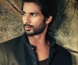 handsome and shahid kapoor image