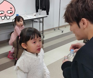 jaejoong, niece, and awwww image