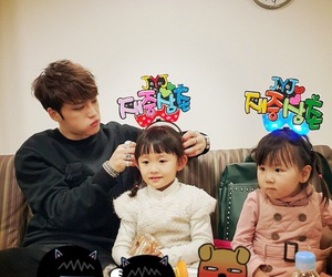 jaejoong, jyj, and niece image