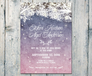 card, etsy, and invitation image