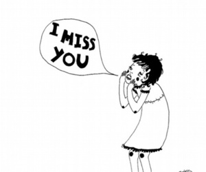 frases, tumblr, and i miss you image