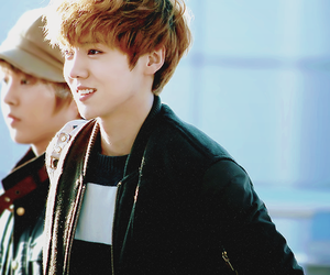 luhan, exo, and exo m image