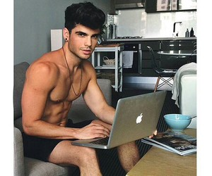 fashion, handsome, and hot guys image