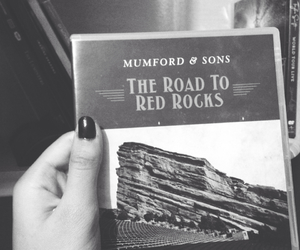 dvd, mumford and sons, and the road to red rocks image