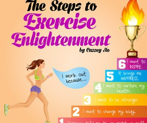 workout, motivation, and exercise image