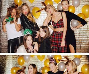 Taylor Swift, beyoncé, and birthday image
