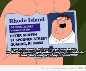 drunk, family guy, and funny image