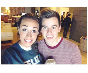 colleen ballinger and connor franta image