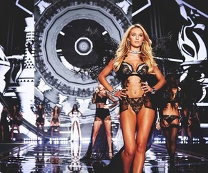 victoria secret, candice swanepoel, and model image