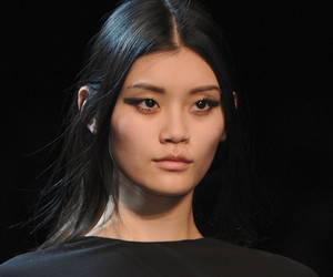 model and ming xi image