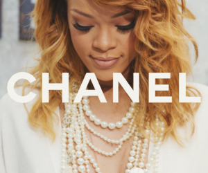 rihanna, chanel, and riri image