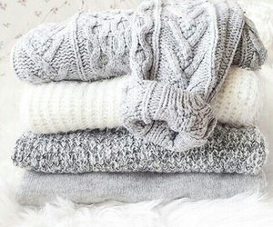 cozy, winter, and gray image