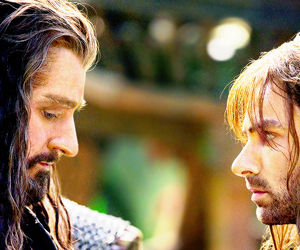 kili and thorin image