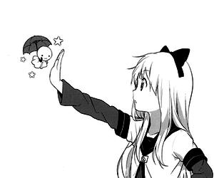 anime, yuru yuri, and toshino kyoko image