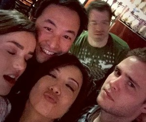 fitz, agents of shield, and ming-na wen image
