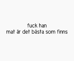 han, text, and citat på svenska image