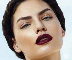 fashion, makeup, and beautiful image