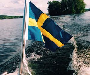 sweden and love image