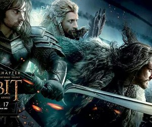 the hobbit, fili, and kili image