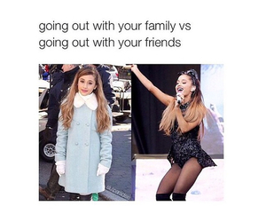 ariana grande, funny, and lol image