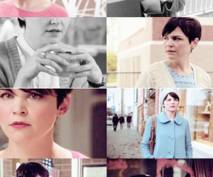 once upon a time, snow, and ginnifer goodwin image
