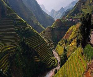 beautiful, china, and mountains image