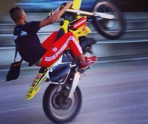 boy, moto, and cross image