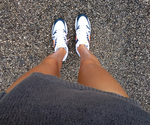 legs, fit, and nike image