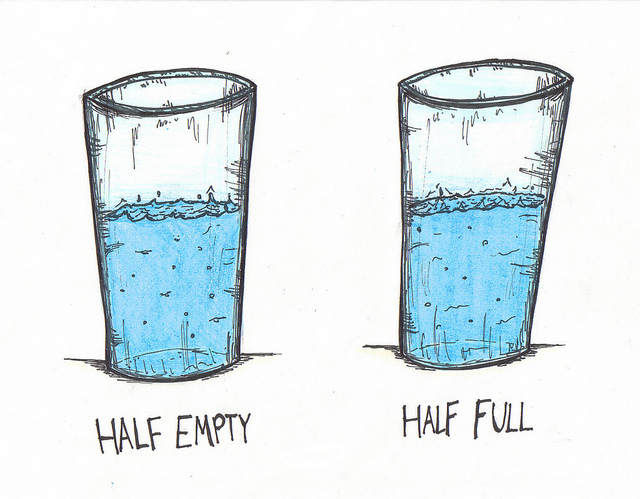 water, full, and empty image